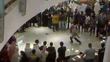 Break Dance in City Center Mall – Bahrain 1
