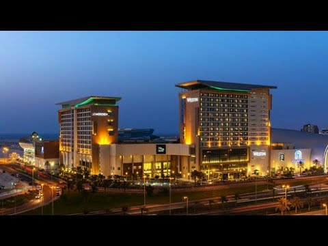 Night Journey To City Centre Shopping Mall | Manama | Bahrain | Gulf |