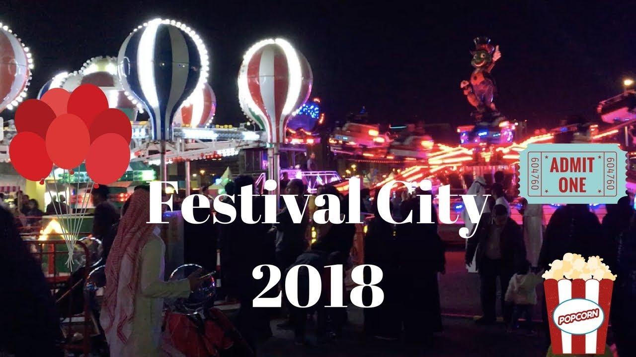Festival City/Bahrain Shopping Festival: Bahrain Bay 2018