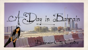 { TRAVEL } Bahrain