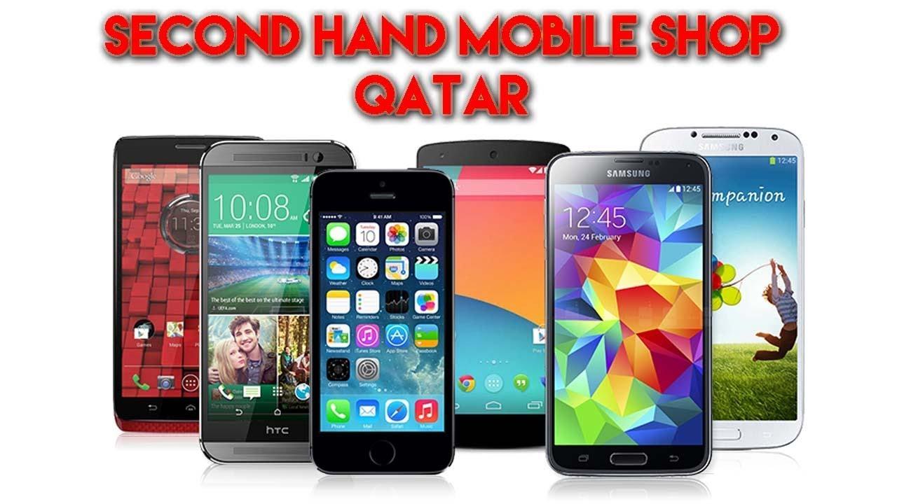 #14 Vlog Qatar Second hand MOBILE shop Al watan center