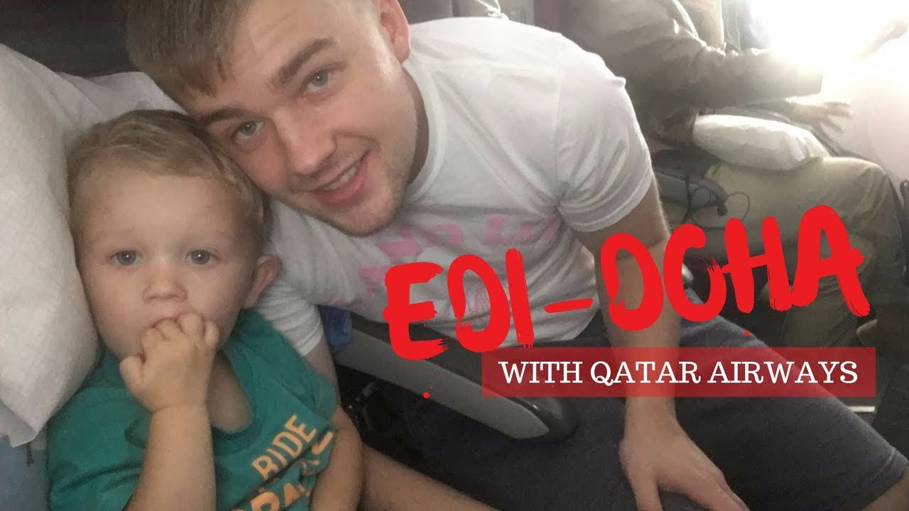 From Edinburgh to Doha with QATAR AIRWAYS | QATAR travel | SCOTLAND travel