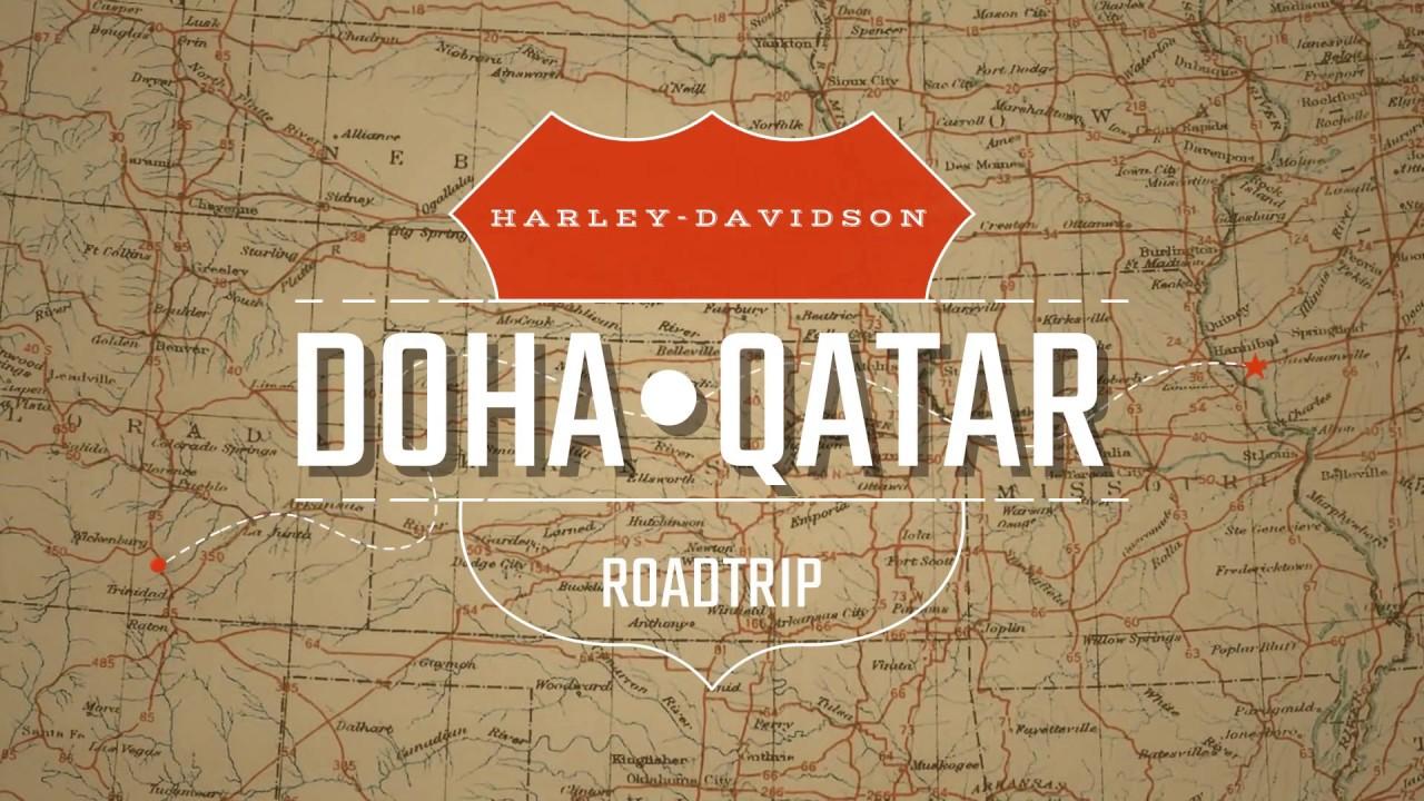 Doha, Qatar Road Trip