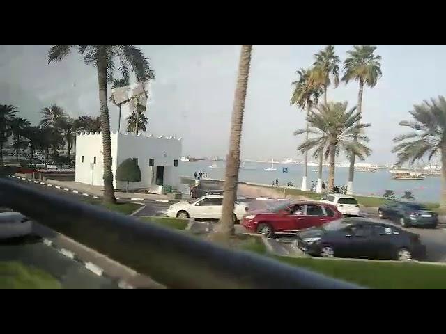 Qatar Doha Corniche-Travel Vlog 1