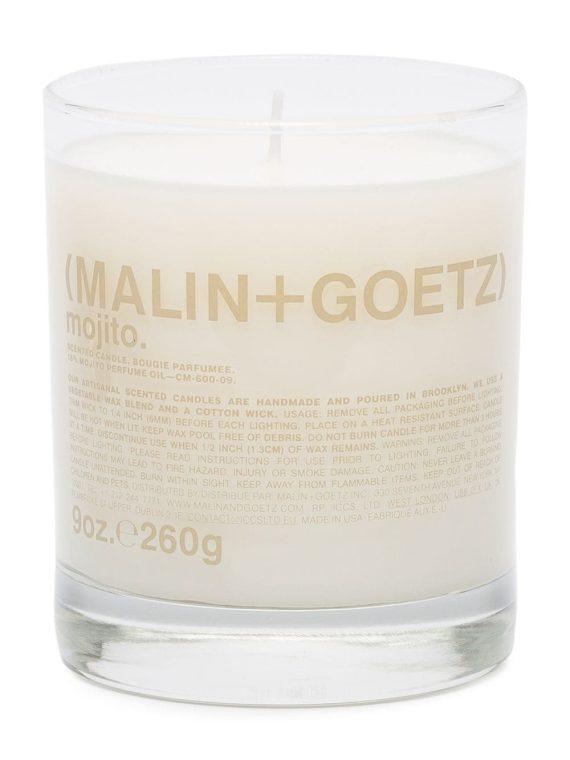 MALIN+GOETZ شمعة موخيتو - أبيض